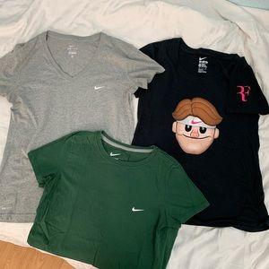Nike T-shirt Bundle - MEDIUM